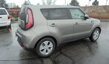 2014 Kia Soul 4d Hatchback Base Auto full