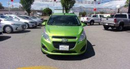 2014 Chevrolet Spark 4d Hatchback 1LT Auto