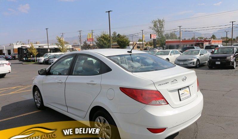 2015 Hyundai Accent 4d Sedan GLS Auto full