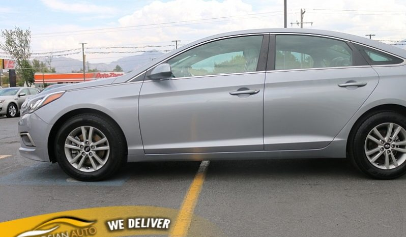 2017 Hyundai Sonata 4d Sedan PZEV full