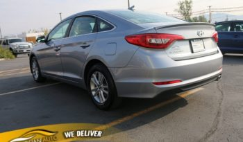 2017 Hyundai Sonata 4d Sedan full