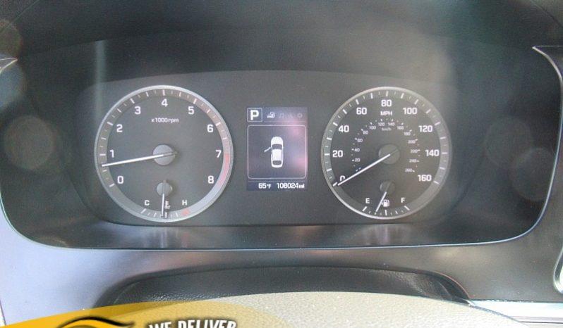 2017 Hyundai Sonata 4d Sedan SE PZEV full