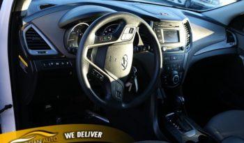 2017 Hyundai Santa Fe Sport 4d SUV AWD 2.4L full