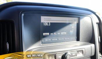2017 Chevrolet Silverado 1500 2WD Double Cab LS full