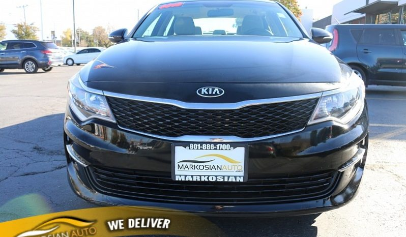 2016 Kia Optima 4d Sedan LX full