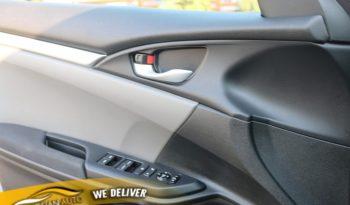 2017 Honda Civic Sedan 4d LX CVT full