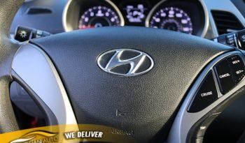 2016 Hyundai Elantra 4d Sedan Value full