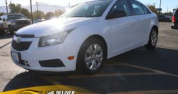 2014 Chevrolet Cruze 4d Sedan LS AT