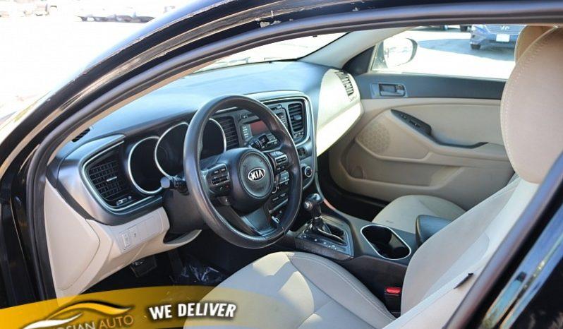 2014 Kia Optima 4d Sedan LX full