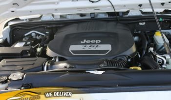 2012 Jeep Wrangler Unlimited 4d Convertible Sport full