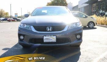 2014 Honda Accord Coupe 2d EX CVT full