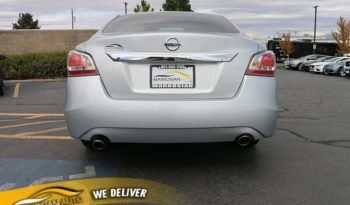 2015 Nissan Altima 4d Sedan 2.5L full