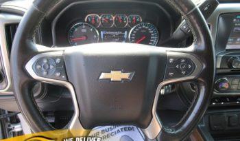 2018 Chevrolet Silverado 1500 4WD Crew Cab LTZ full