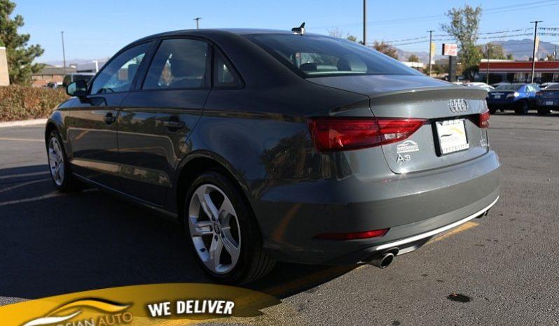 2018 Audi A3 4d Sedan Quattro Premium full