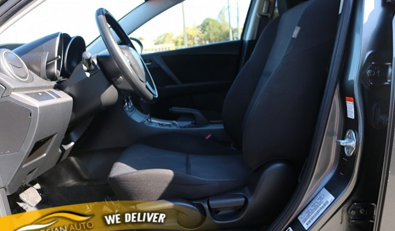 2011 Mazda Mazda3 4d Sedan i Sport Value full