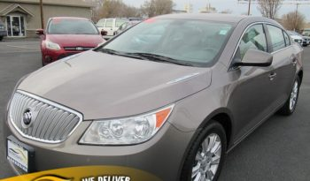 2012 Buick LaCrosse 4d Sedan FWD full