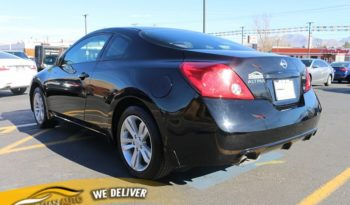 2013 Nissan Altima Coupe 2d Coupe S full