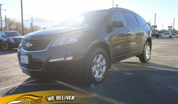 2013 Chevrolet Traverse 4d SUV AWD LS full