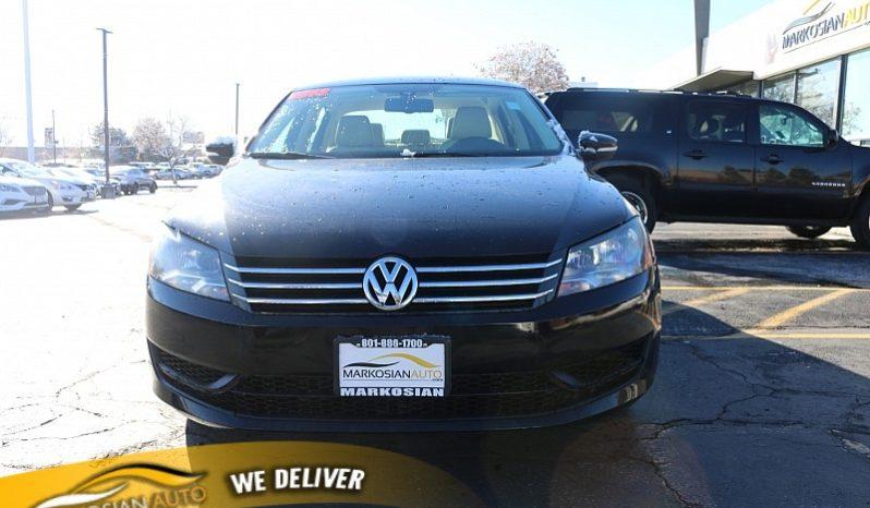 2013 Volkswagen Passat 4d Sedan SE Auto full