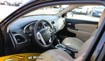 2013 Chrysler 200 4d Sedan Limited full