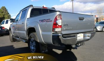 2014 Toyota Tacoma 4WD Double Cab Short Bed Auto full