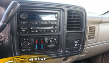 2006 Chevrolet Silverado 2500 4WD Ext Cab HD LS full