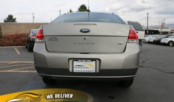 2008 Ford Focus 2d Coupe SE full