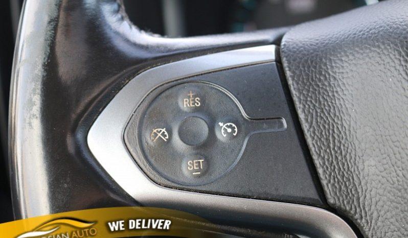 2015 Chevrolet Silverado 2500 4WD Crew Cab LTZ Duramax Plus Longbed full
