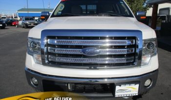 2013 Ford F150 4WD Supercrew Lariat 5 1/2 full