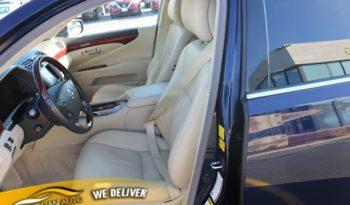2011 Lexus LS 460 4dr Sdn L RWD full