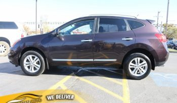 2012 Nissan Rogue 4d SUV FWD SV full