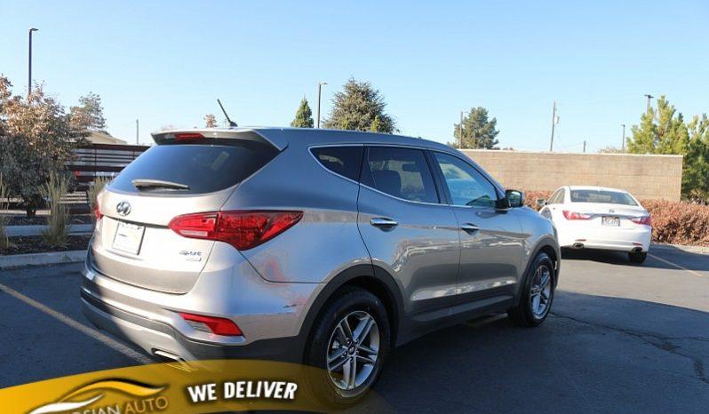 2018 Hyundai Santa Fe Sport 4d SUV AWD 2.4L full
